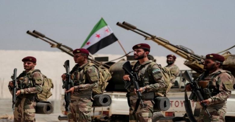وزارةُ الدفاعٍ في الحكومةِ السورية المؤقّتةِ تنفي تبعيةَ ...